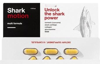 shark motion
